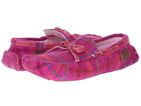 Bedroom Athletics - Victoria (Pink Check) Women's Slippers
