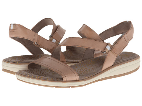 Naturalizer - Gesture (Ginger Snap Leather) Women's Sandals