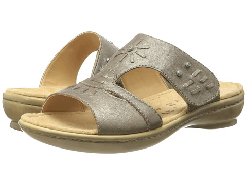Naturalizer - Jalisa (Nickel Alloy Metallic) Women's Sandals