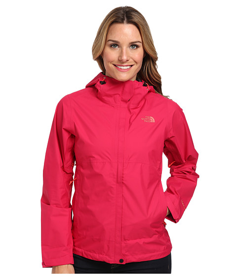 The North Face - Dryzzle Jacket (Cerise Pink) Women
