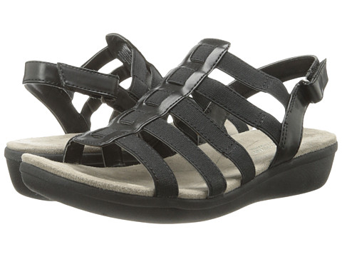 Womens Sandals Naturalizer Wyonna Black Core/Smooth
