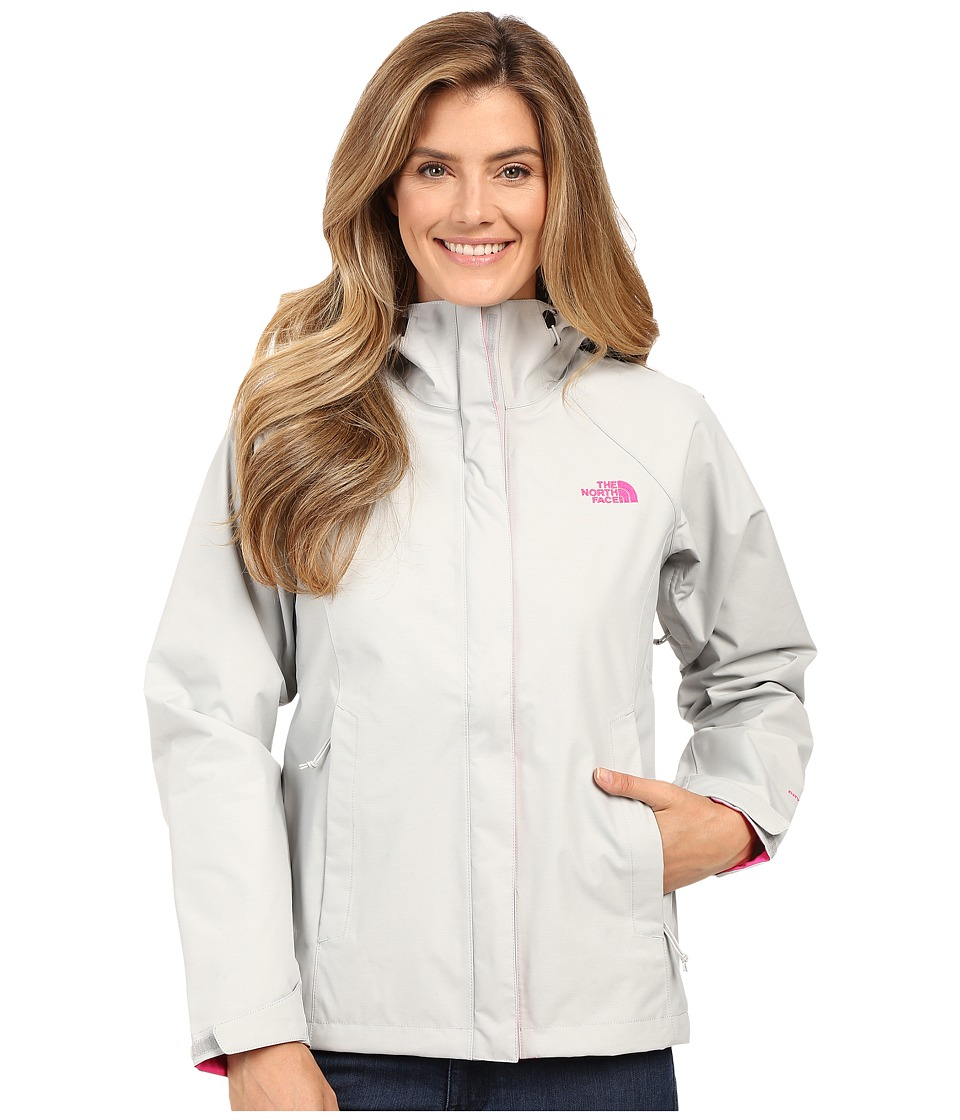 The North Face - Venture Jacket (High Rise Grey Heather) Women's Coat