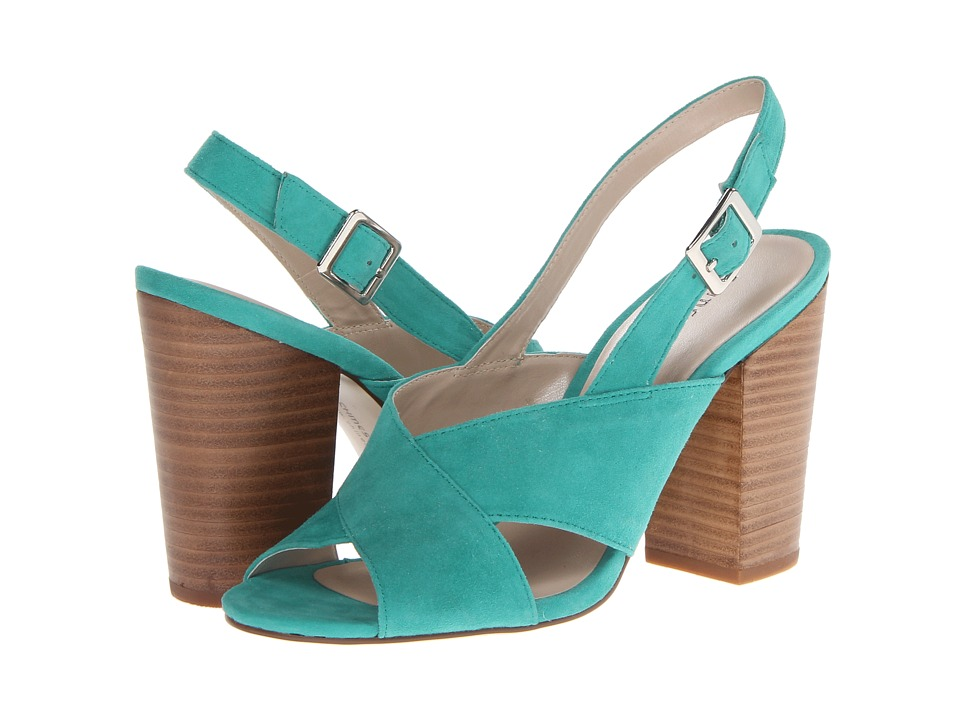 Chinese Laundry Ballad Aqua High Heels
