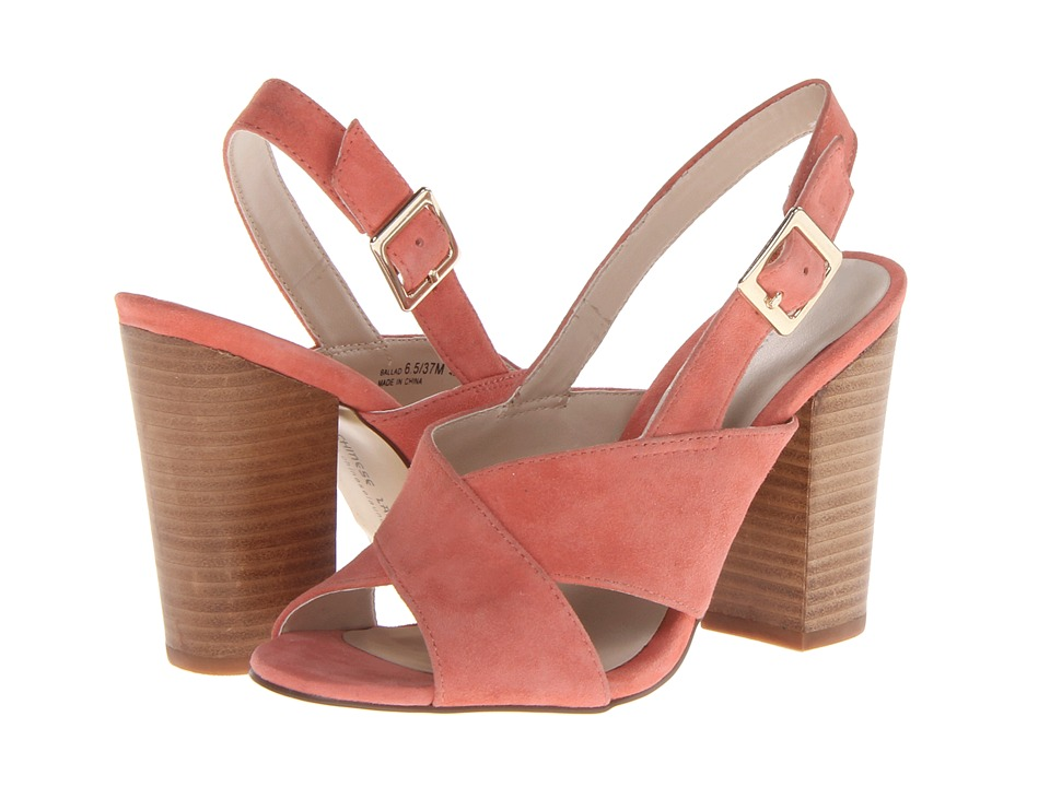 Chinese Laundry Ballad (Coral) High Heels