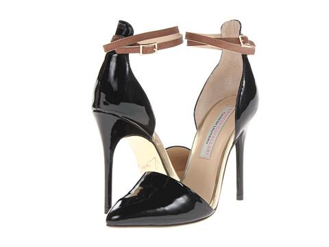 Kristin Cavallari - Kalea (Black/Cognac) Women's Shoes