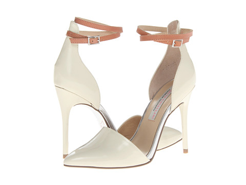 Chinese Laundry - Kristin Cavallari - Kalea (Cream/Hazelnut) Women's Shoes