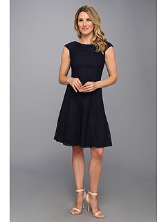 SALE! $72.99 - Save $66 on Anne Klein Crochet Tennis Dress (Midnight) Apparel - 47.49% OFF $139.00