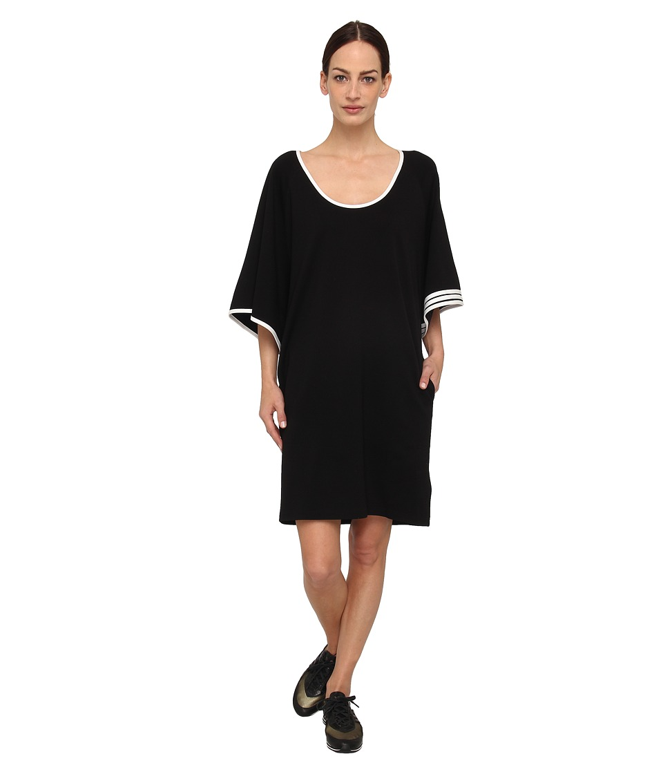 adidas Y-3 by Yohji Yamamoto - Ringer Dress (Black) Women's Dress