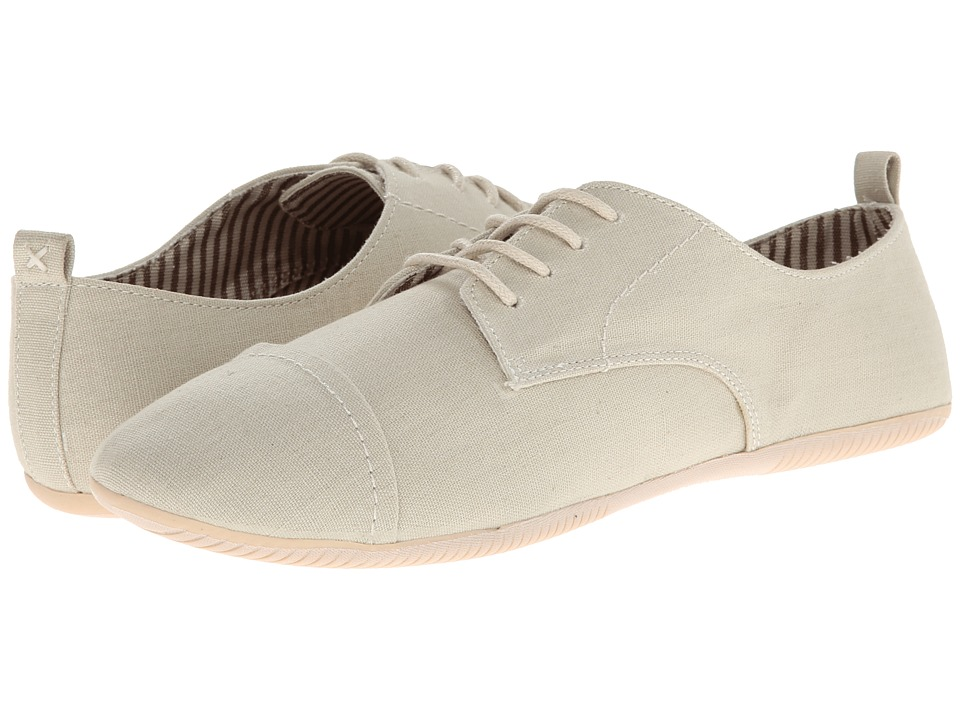 MIA - Aweigh (Natural Canvas) Women's Shoes