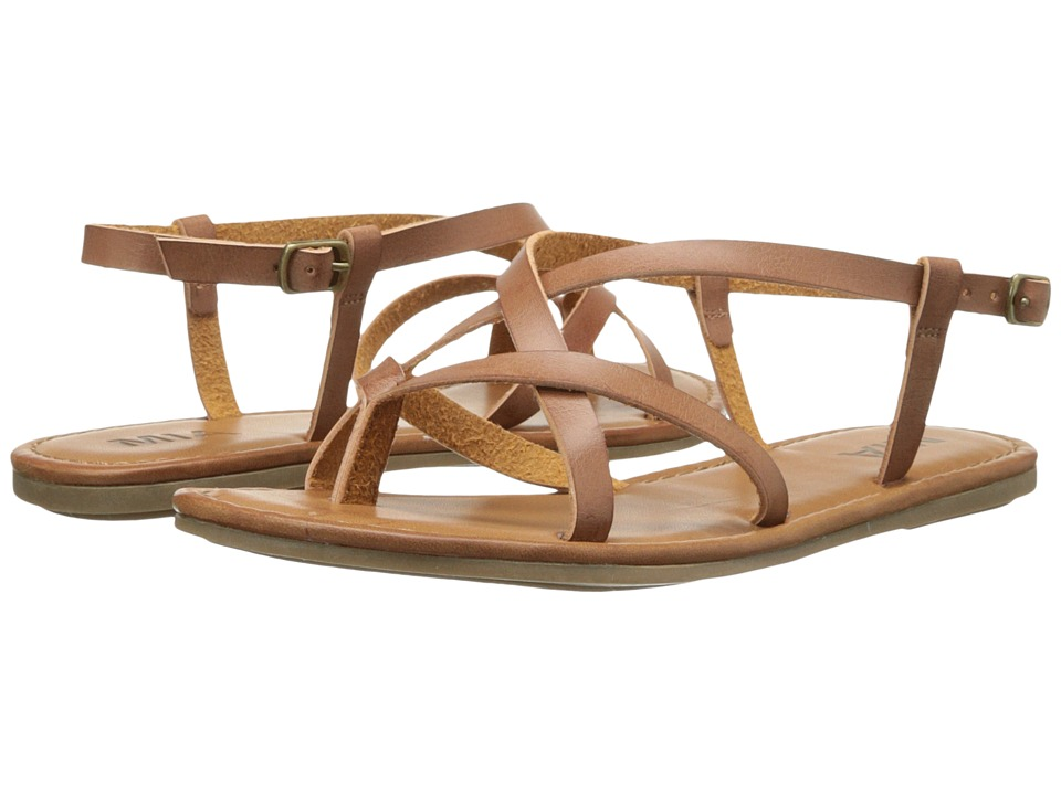 MIA - Cruise (Cognac Vegan) Women's Sandals