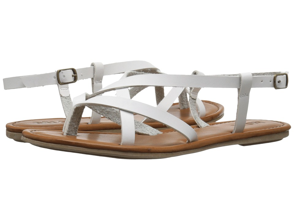 MIA - Cruise (White Vegan) Women's Sandals