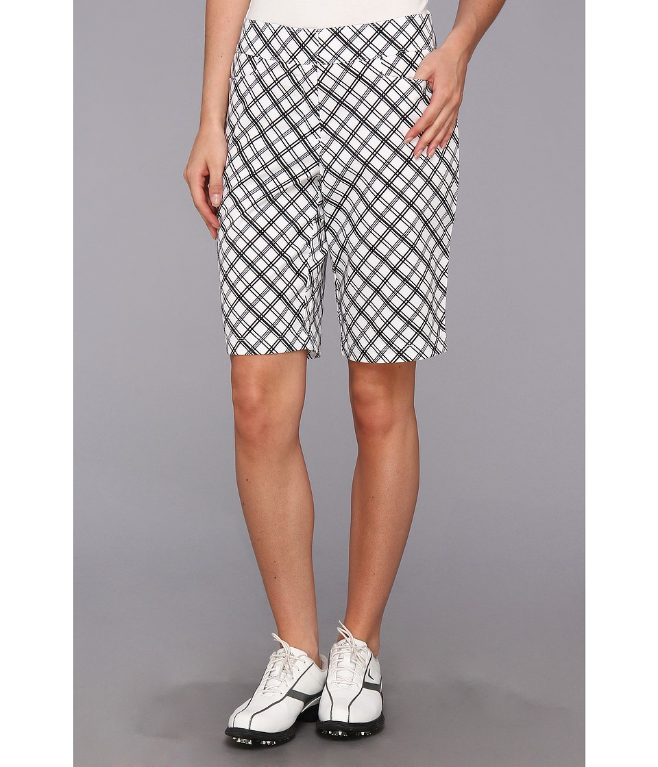 Tail Activewear - Brenna Short (Diagonal Plaid) Women's Shorts