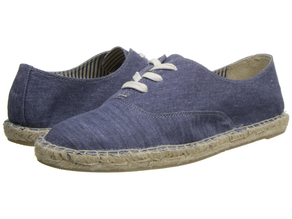MIA - Alcazar (Navy Washed Canvas) Women's Shoes
