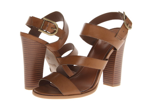 MIA - Irris (Tan Faux Leather) Women's Sandals