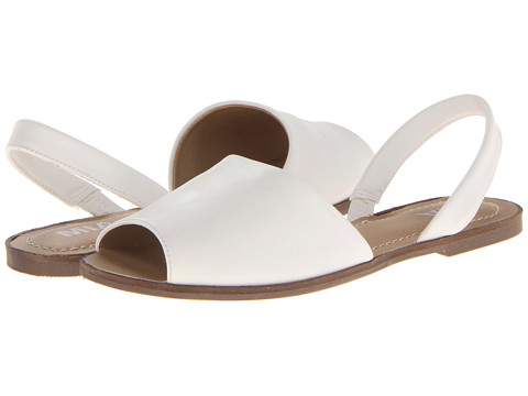 MIA - Palma (White Vegan) Women's Sandals