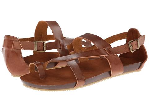 MIA - Gypsie (Cognac Faux Leather) Women's Shoes