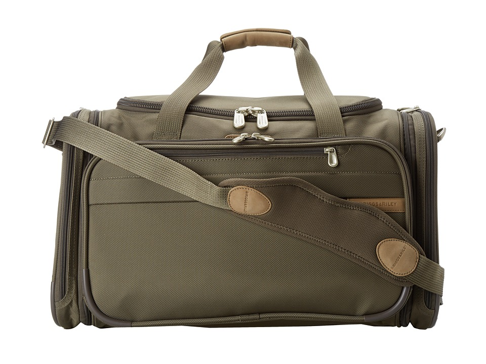 Briggs & Riley - Baseline Expandable Duffle (Olive) Duffel Bags