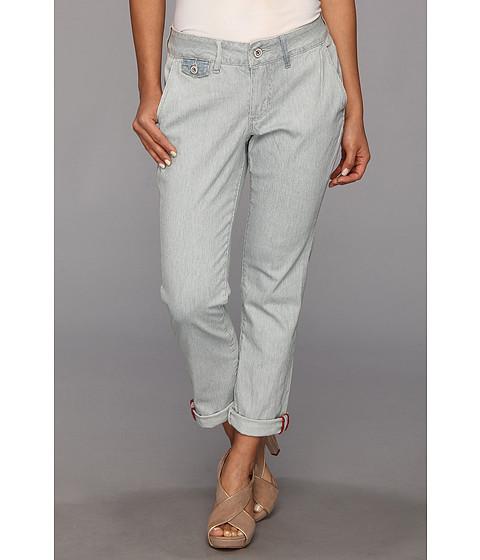 Jag Jeans Petite - Petite Jude Crop in Faded Indigo (Faded Indigo) Women's Jeans