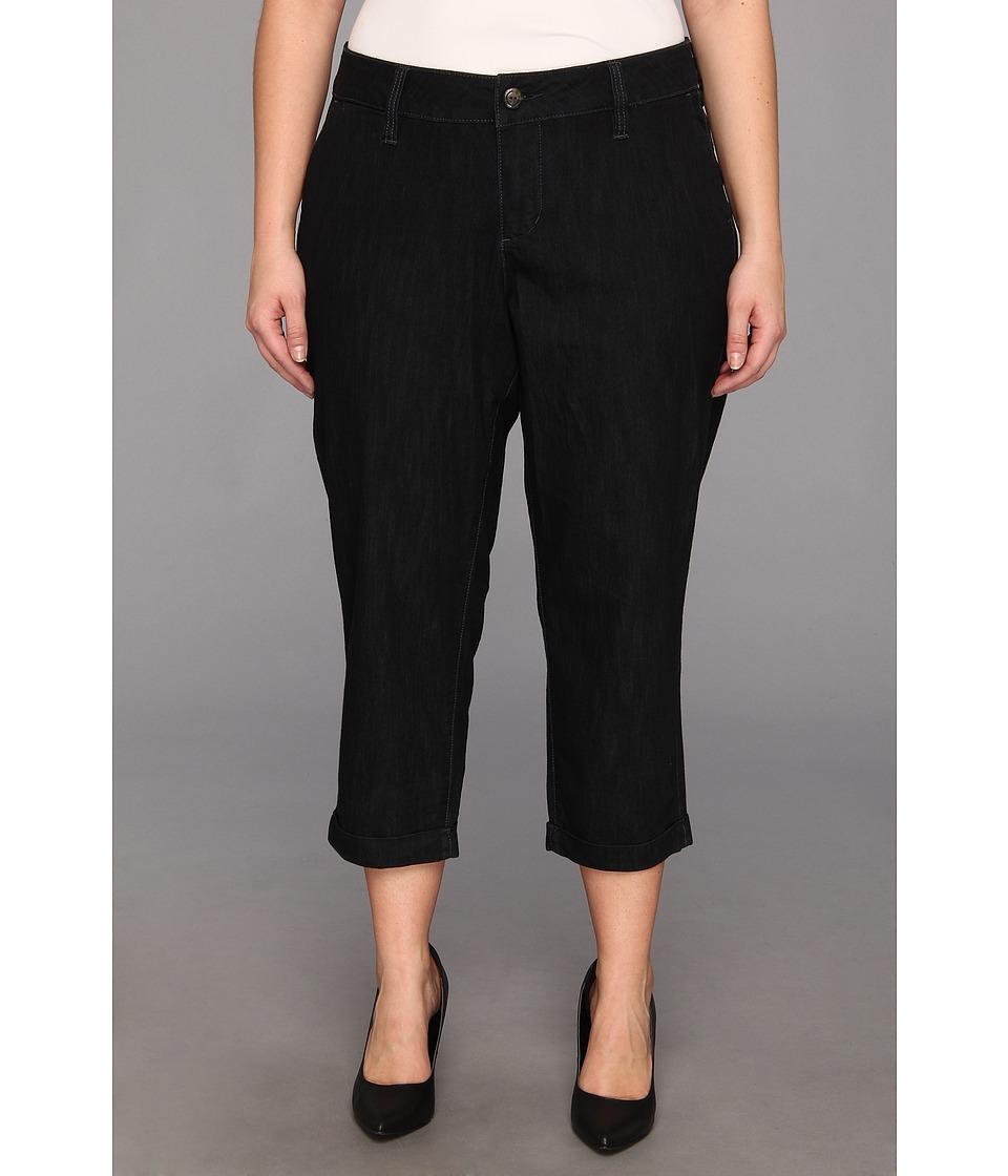 Jag Jeans Plus Size - Plus Size Cora Crop (Indigo) Women