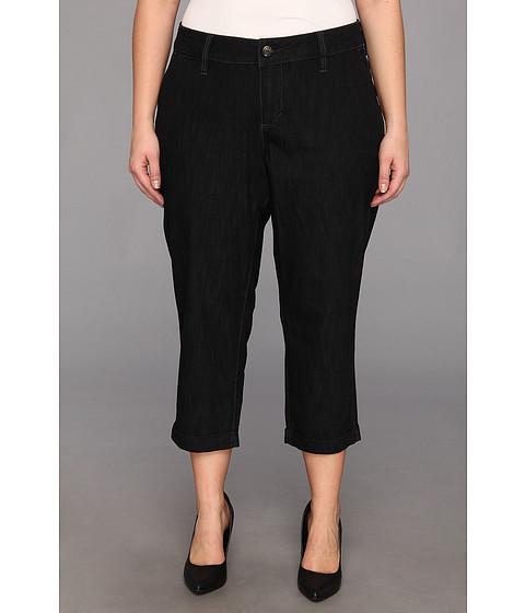 Jag Jeans Plus Size - Plus Size Cora Crop (Indigo) Women's Capri