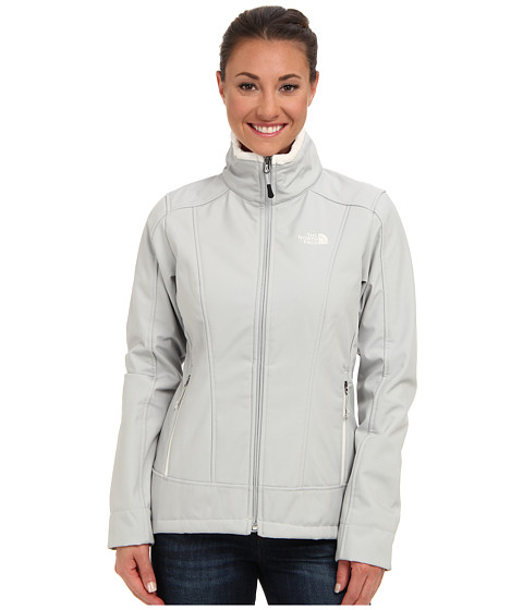 The North Face - Chromium Thermal Jacket (High Rise Grey) Women's Coat