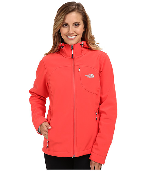 The North Face Apex Bionic Hoodie (Rambutan Pink) Women's Coat