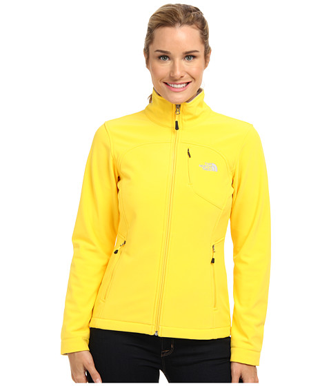 The North Face Apex Bionic Jacket (Dandelion Yellow) Women's Coat