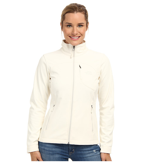 The North Face Apex Bionic Jacket (Gardenia White) Women's Coat
