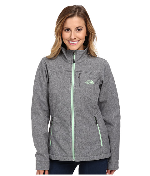 The North Face - Apex Bionic Jacket (TNF Black Heather) Women