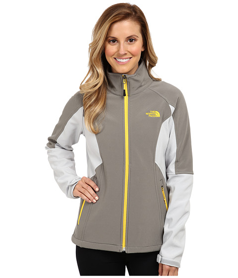 The North Face - Shellrock Jacket (Pache Grey/High Rise Grey) Women