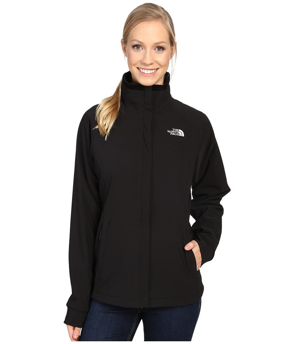 The North Face - Ruby Raschel Jacket (TNF Black/TNF Black) Women's Coat