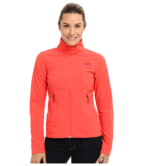 The North Face - Calentito Jacket (Rambutan Pink) Women's Coat