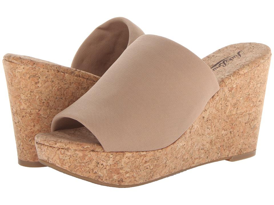 Lucky Brand - Marilynn (Nomad Plain Cork) Women's Wedge Shoes
