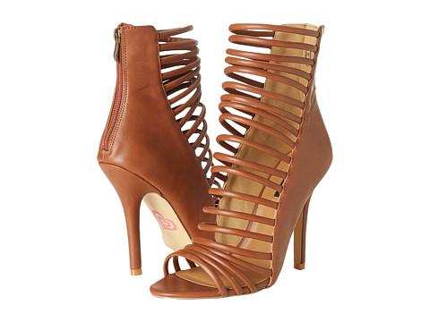Heart Soul - Paco (Cognac) Women's Boots