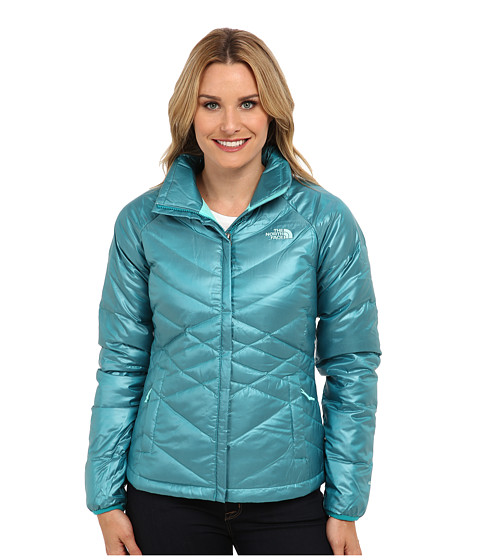 The North Face - Aconcagua Jacket (Fanfare Green) Women