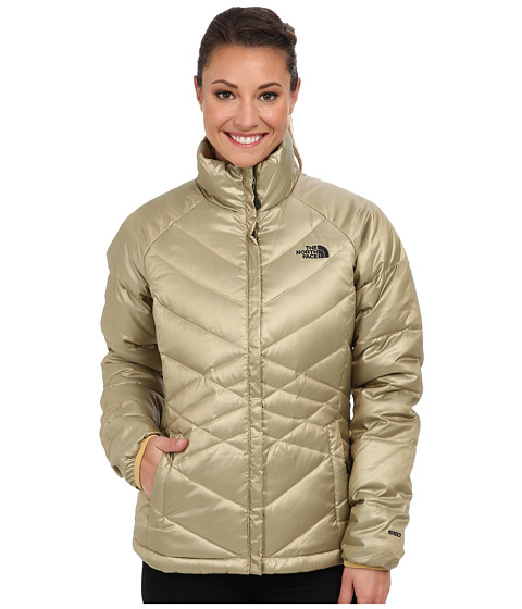 The North Face - Aconcagua Jacket (Curry Gold) Women's Coat