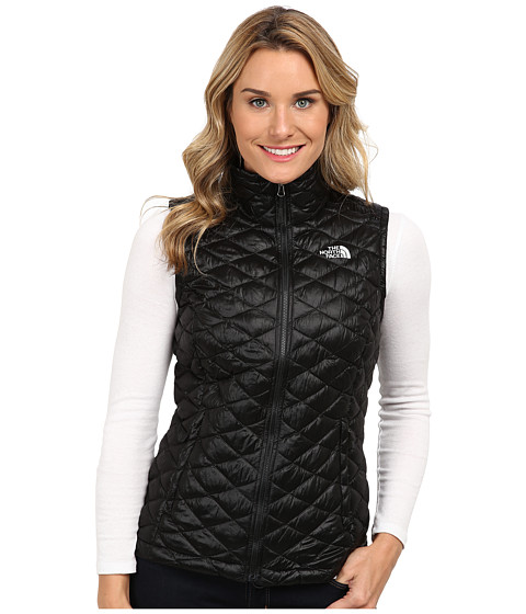 The North Face - ThermoBall Vest (TNF Black) Women's Vest