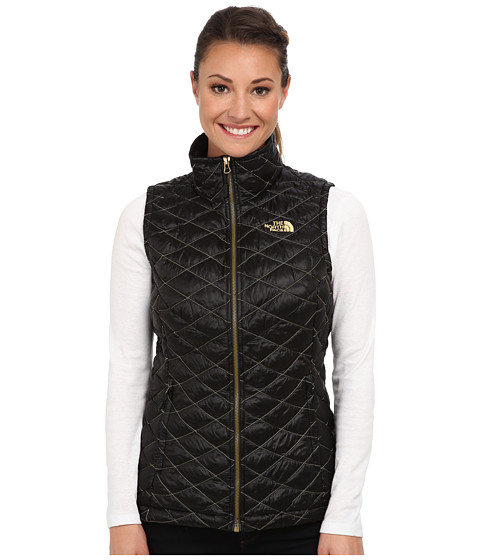 0ee490a96fb4 UPC 885929267822 product image for The North Face ThermoBall Vest (TNF Black Curry  Gold ...