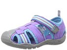 pediped Sahara Flex (Toddler/Little Kid) (Lavender Turquoise)