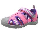 pediped Sahara Flex (Toddler/Little Kid) (Fuchsia Lavender) Girl's Shoes