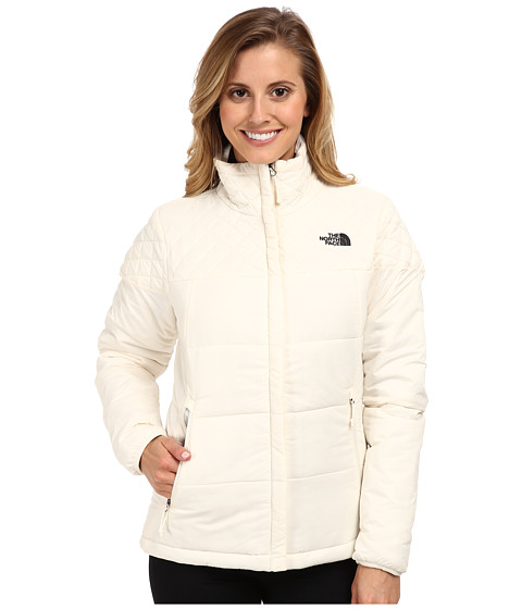 The North Face - Red Slate Jacket (Gardenia White) Women