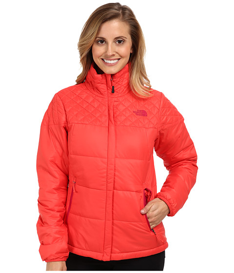 The North Face - Red Slate Jacket (Rambutan Pink) Women's Coat