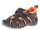 pediped Shoreline Flex (Toddler/Little Kid/Big Kid) (XNavy Orange)