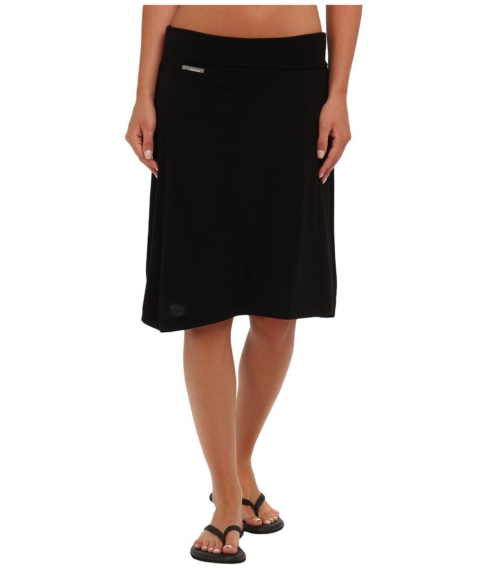 Icebreaker - Villa Skirt (Black) Women's Skirt