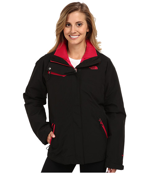 The North Face - Cinnabar Triclimate Jacket (TNF Black/TNF Black/TNF Black) Women's Coat