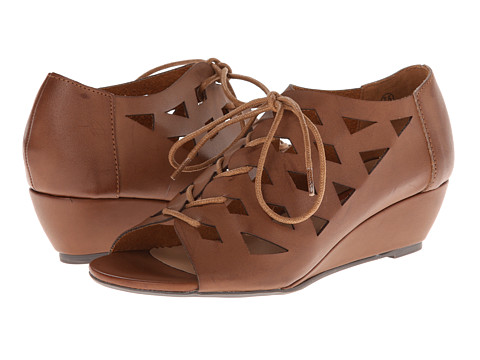 C Label - Coco-2A (Brown) Women's Wedge Shoes