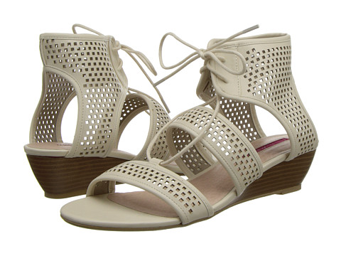 C Label - Coco-11 (Nude) Women's Wedge Shoes