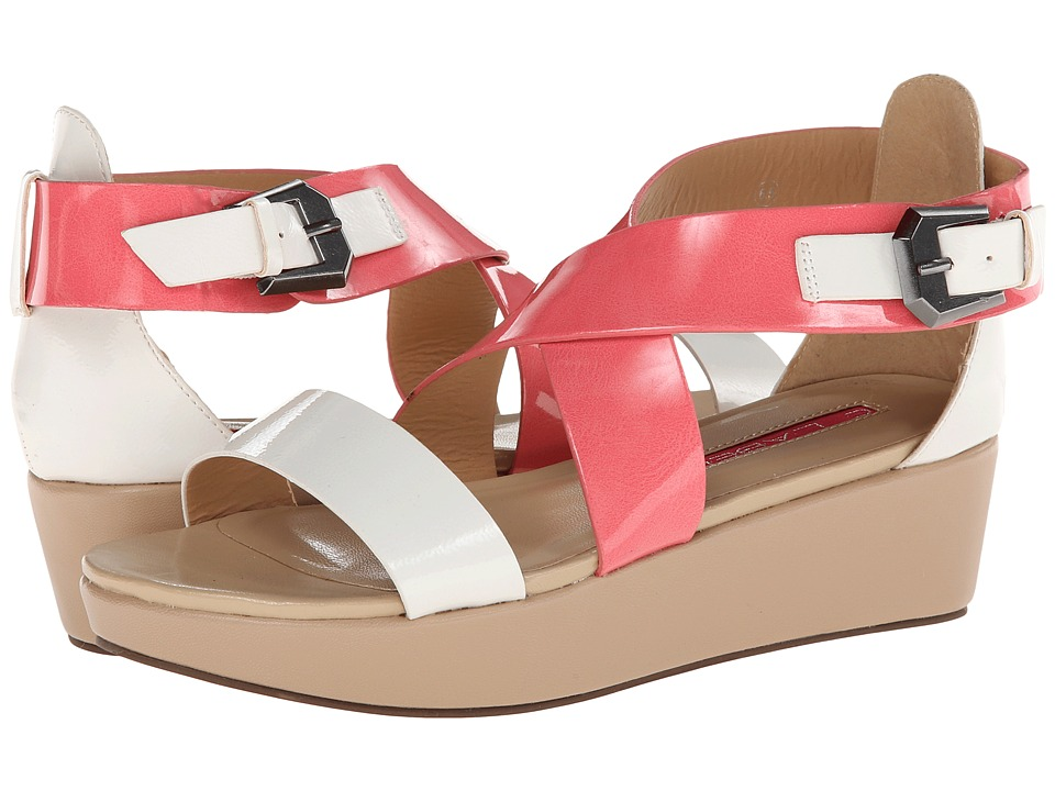 C Label - Raya-1 (Pink/White) Women's Sandals