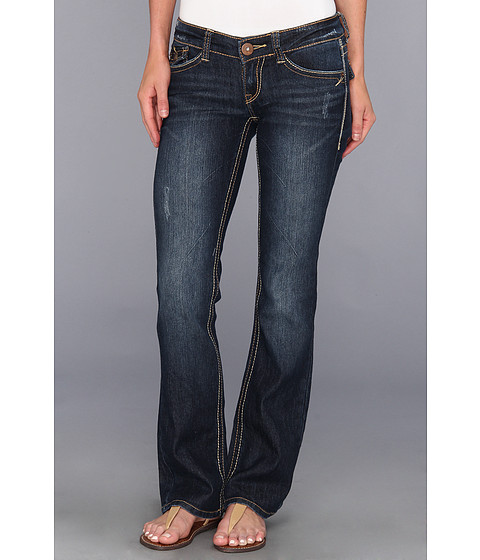 UNIONBAY - Kennedy True Bootcut Jean in Moonbeam (Moonbeam) Women