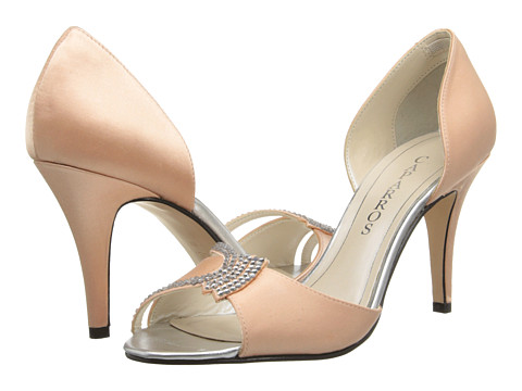 Caparros - Muriel (Light Peach New Satin) High Heels